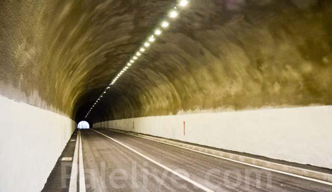 "Otvoren renovirani tunel ""Kalovita brda"""